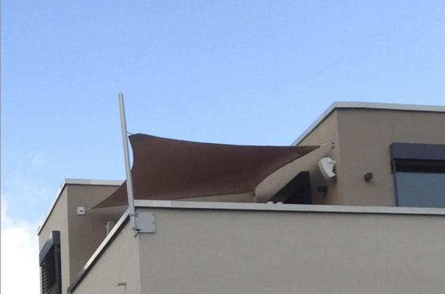 sonnensegel balkon sonnensegel dachterrasse. Black Bedroom Furniture Sets. Home Design Ideas