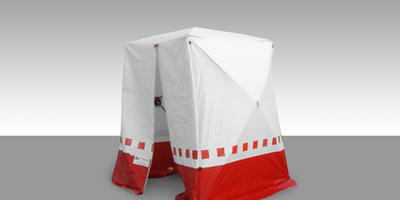 Pop-Up Work Tents