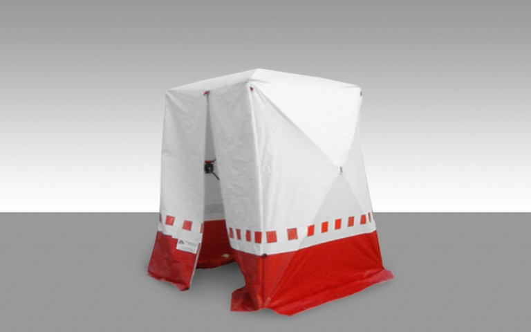 Pop-Up Work Tent as