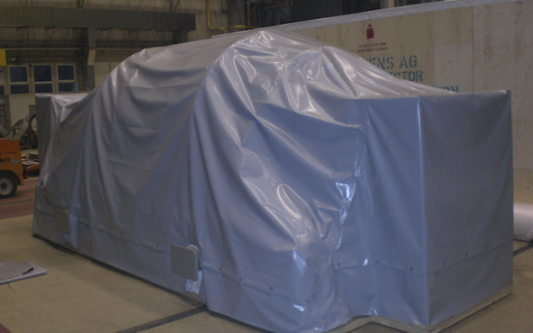 Protective covers for logistics